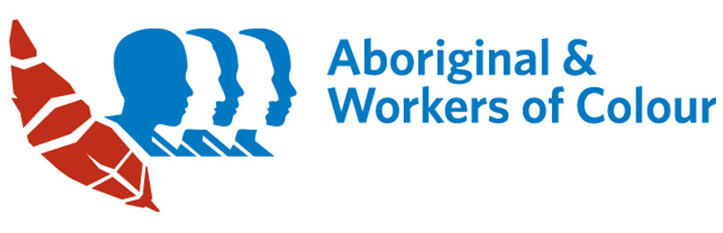 Aboriginal & Workers of Colour logo